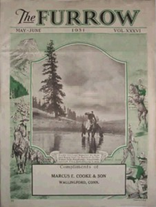 John Deere's The Furrow magazine, an early example of content marketing.